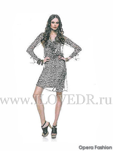 Платье Opera Fashion art. 7498 - 7498