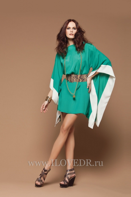 Платье Opera Fashion art.7706 - 7706-green